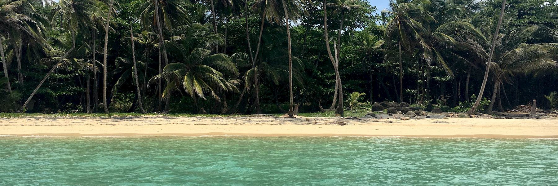 Visit the Corn Islands, Nicaragua