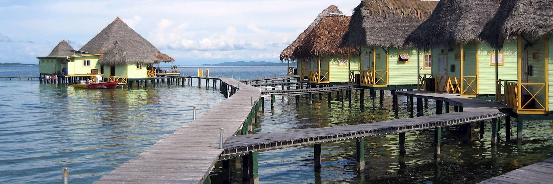 Punta Caracol, Bocas del Toro