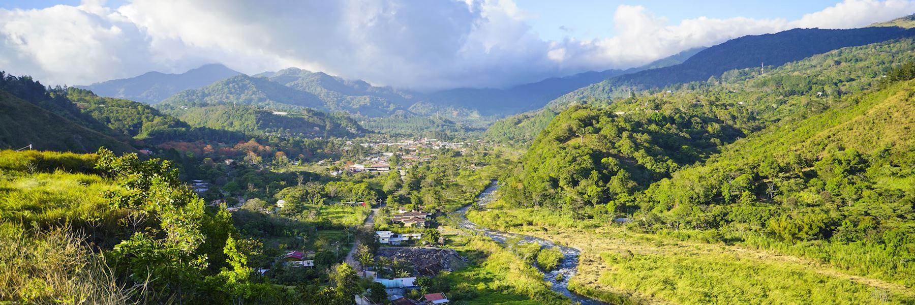 Visit Chiriqui Highlands, Panama