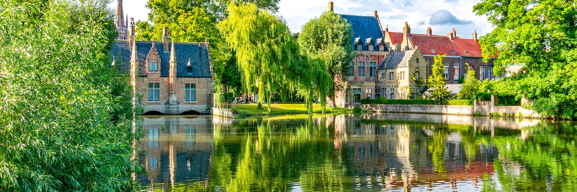 Lake of Love, Bruges