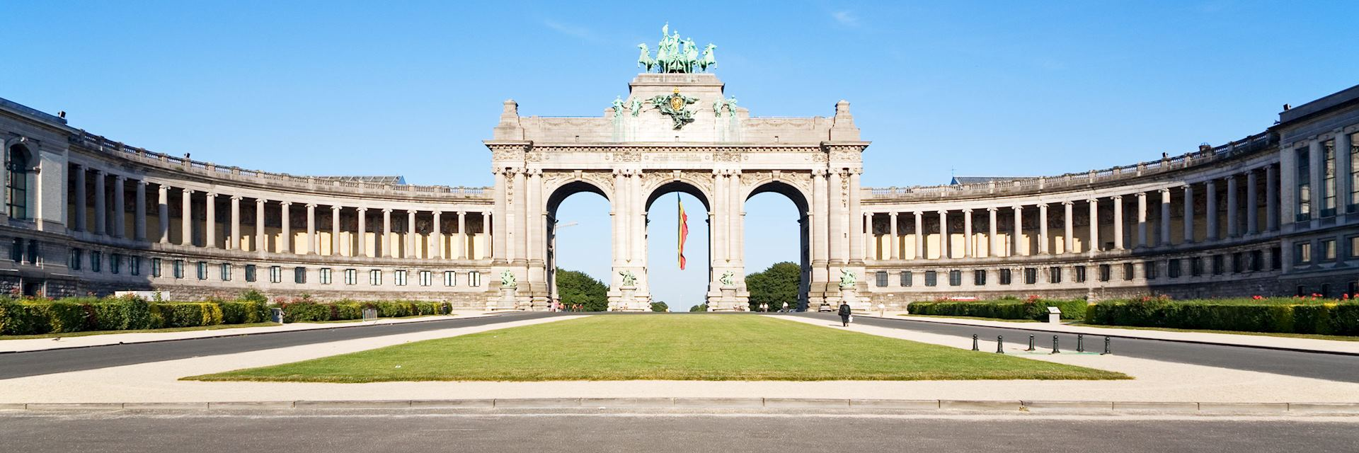 Triumphal Arch, Brussels