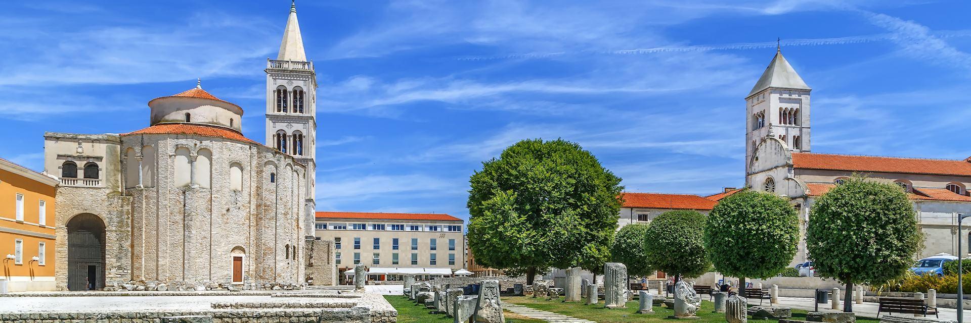 Roman Forum, Zadar