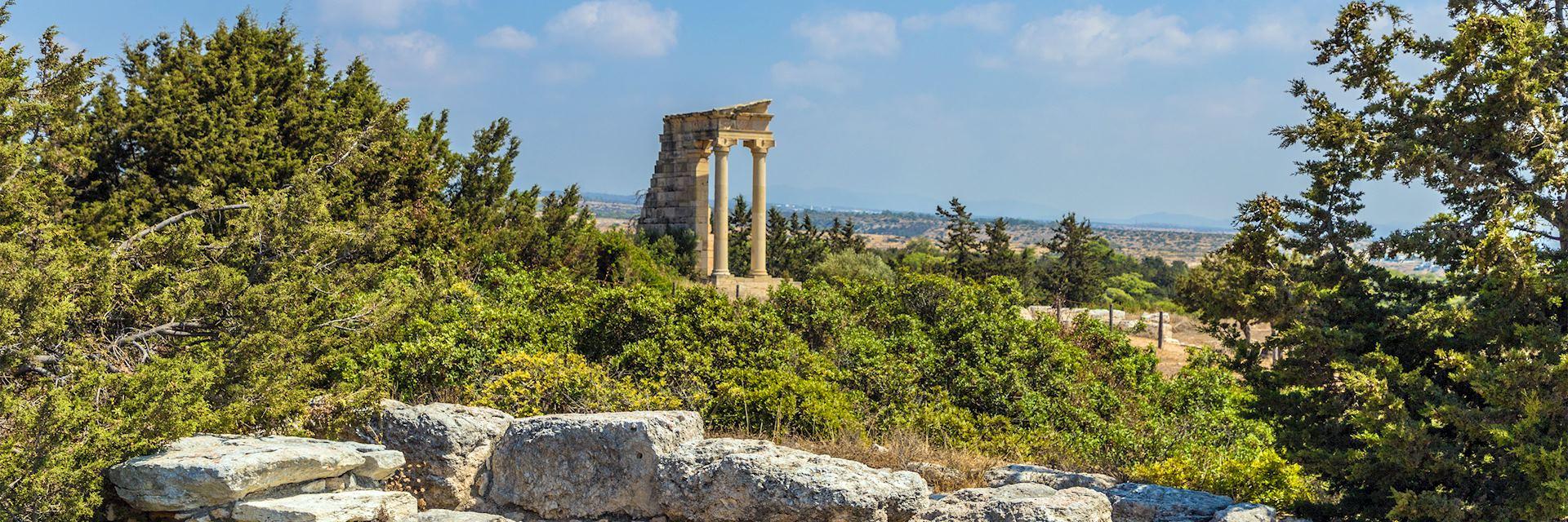 Sanctuary of Apollo Hylates, near Limassol
