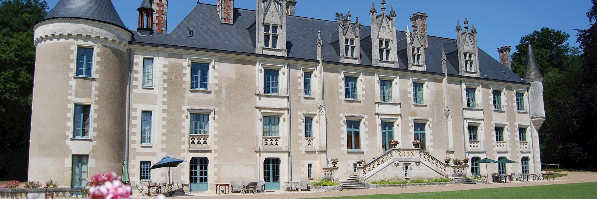 Château des Arpentis, Loire Valley