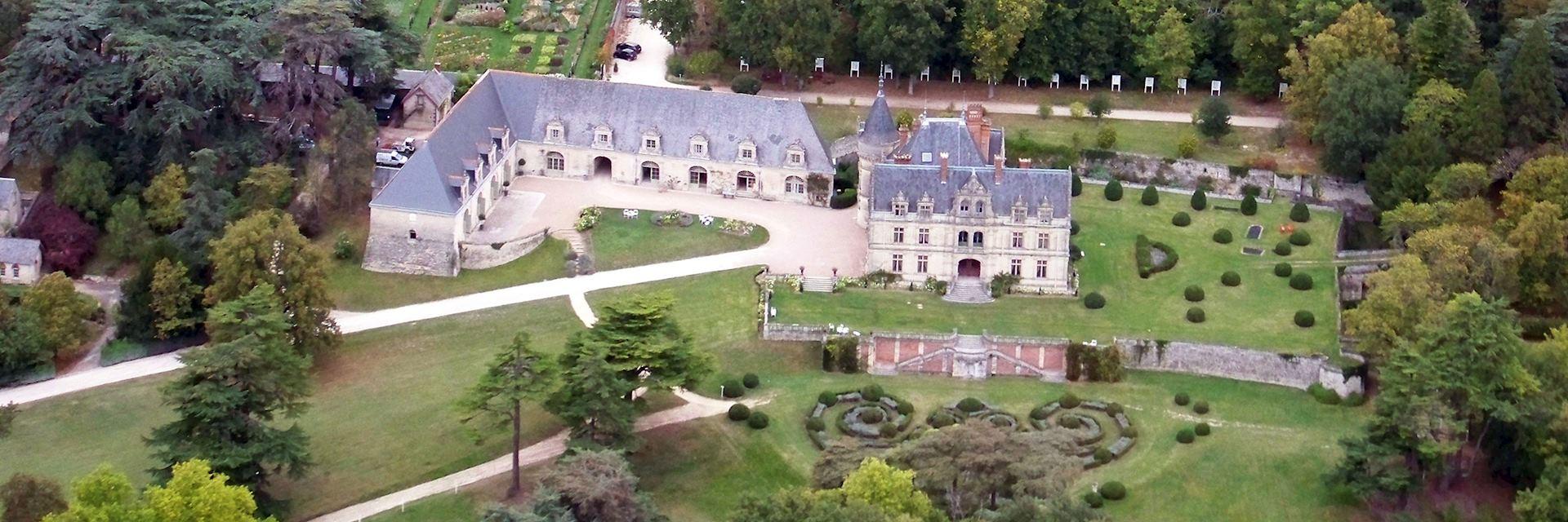 Château de la Bourdaisière, France