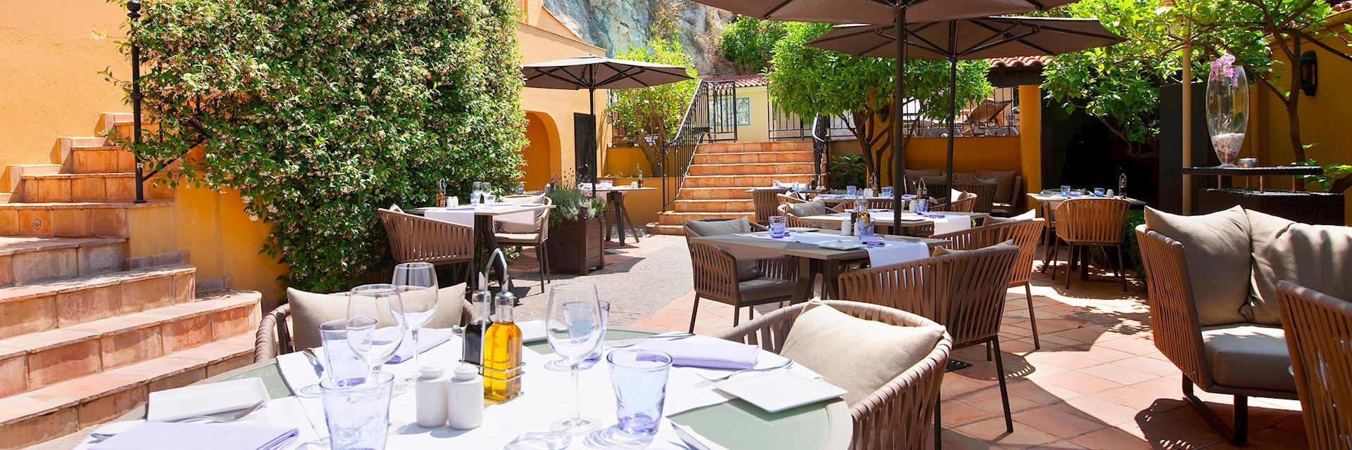Hôtel La Pérouse, French Riviera