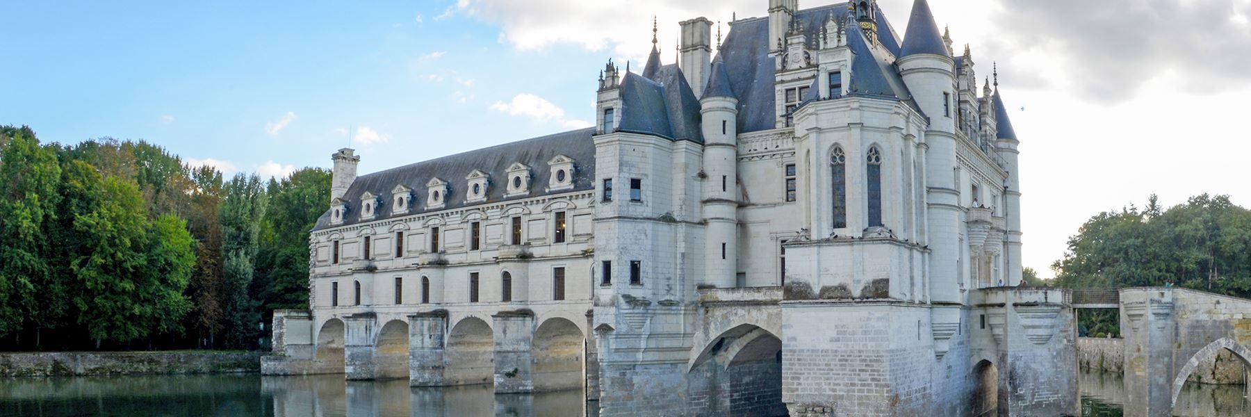 Visit Château de Chenonceau, France