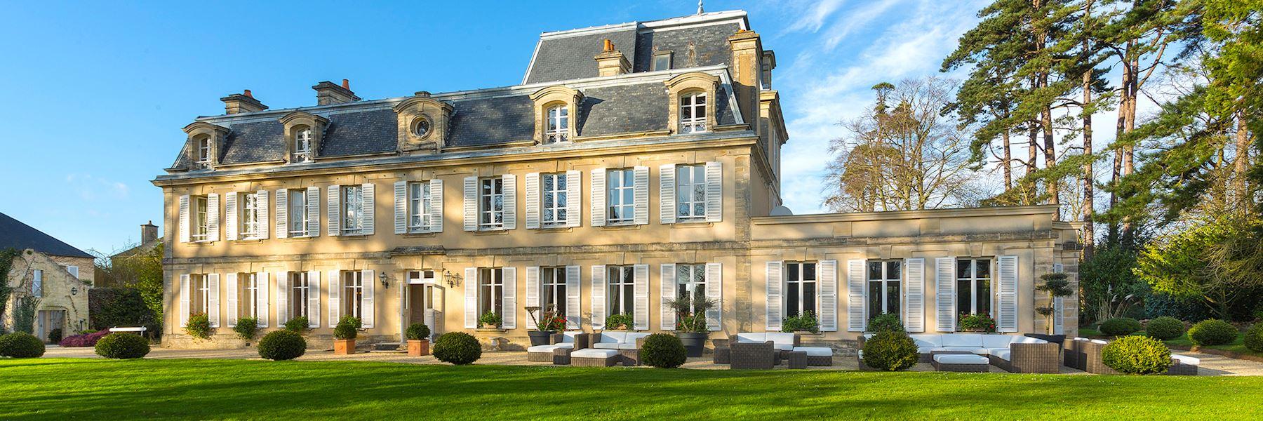 Château La Chenevière