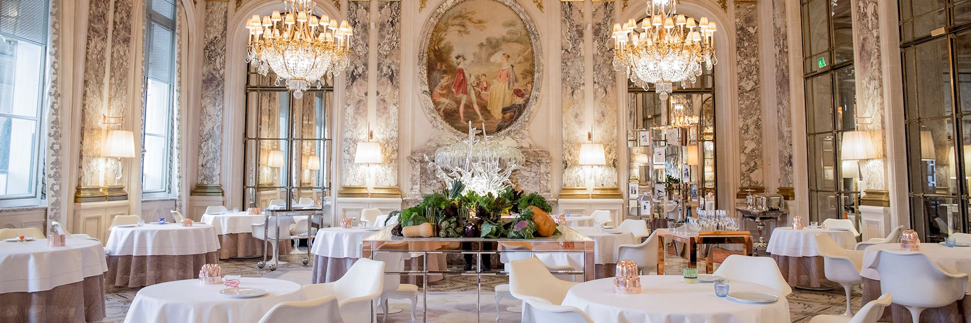 Restaurant le Meurice Alain Ducasse - @pmonetta- Panoramique