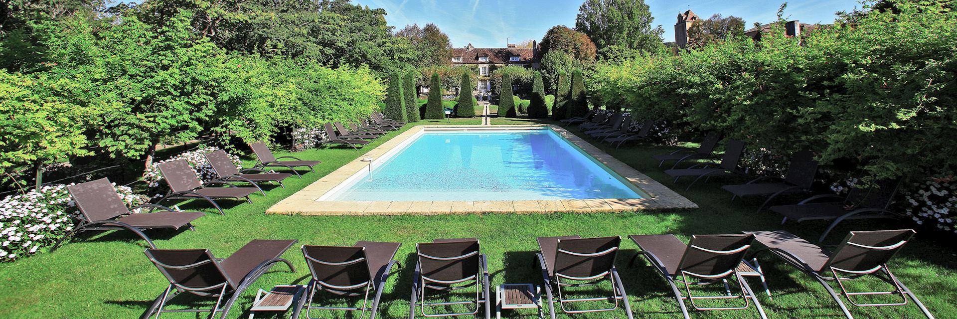 Pool, Le Vieux Logis