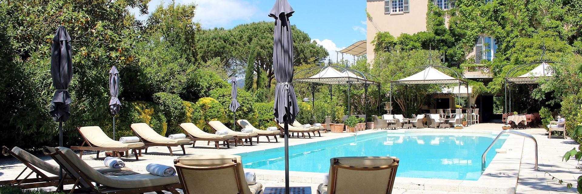 Mas de Chastelas, French Riviera