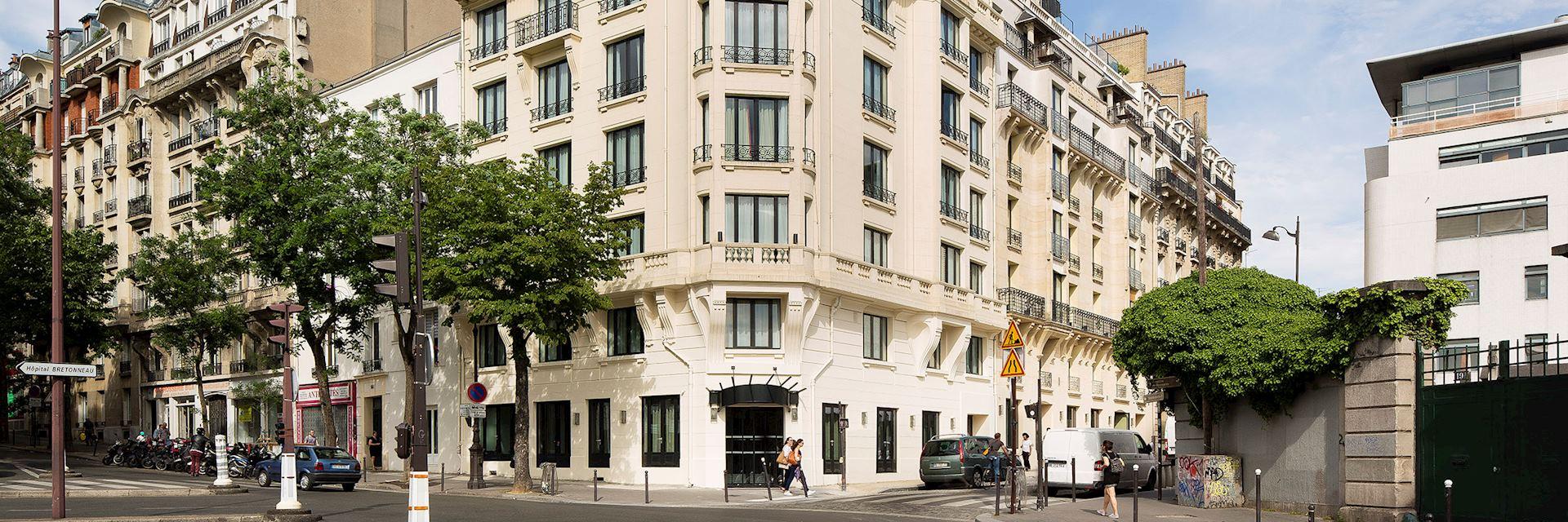 Le Terrass Hotel, Paris
