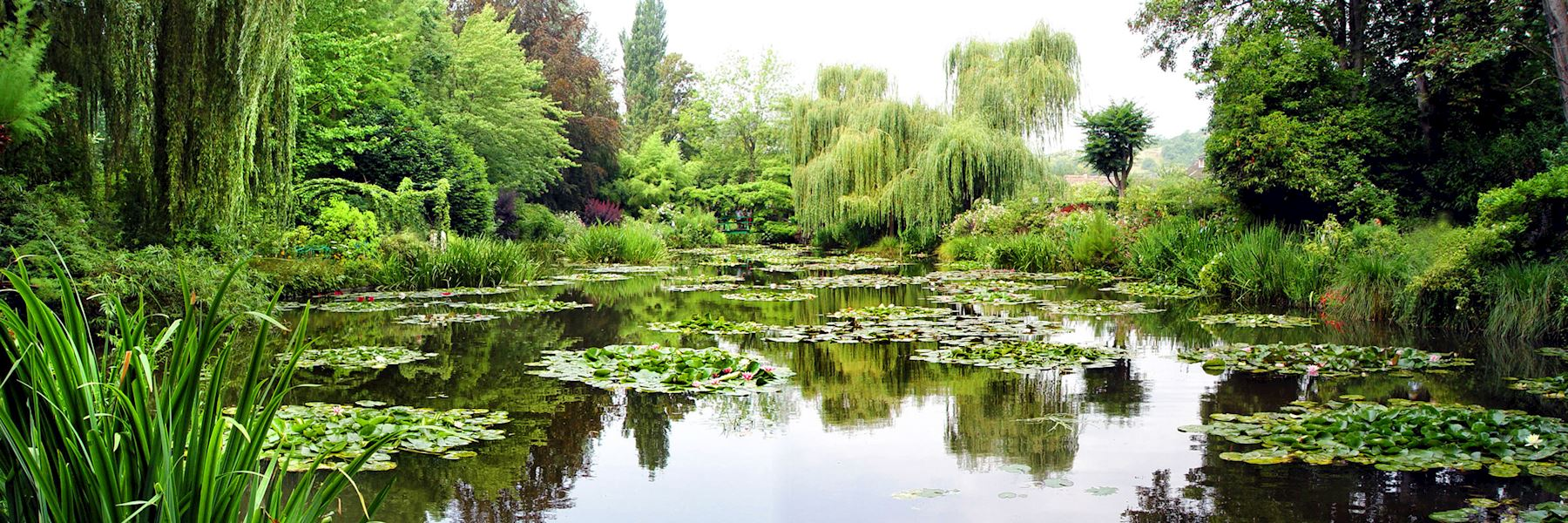 Visit claude monet 39 s house audley travel for Monet s garden france