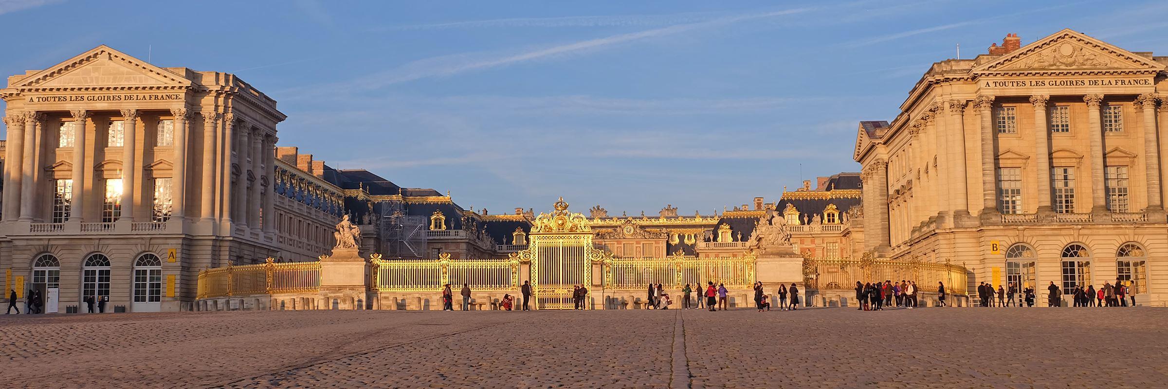 Architecture Des Jardins De Versailles