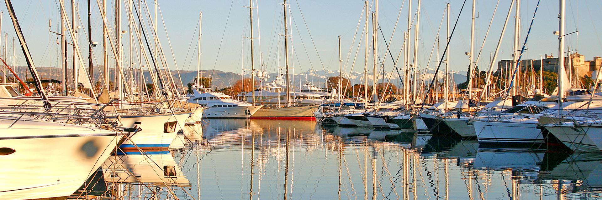 Port of Antibes