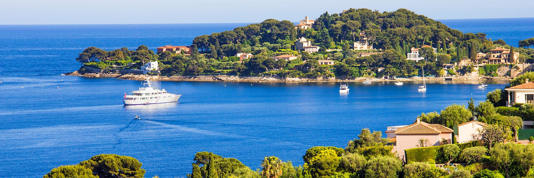 Tailor-made vacations to Saint-Jean-Cap-Ferrat | Audley Travel