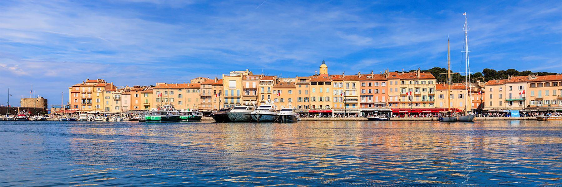 Visit Saint-Tropez, France