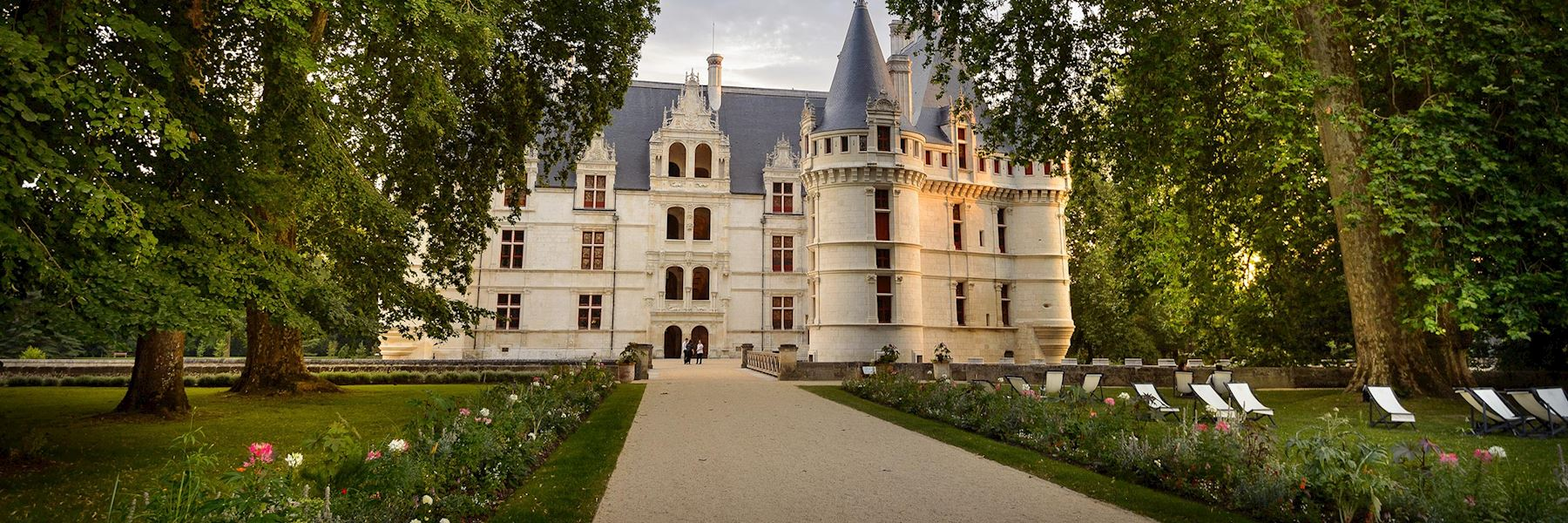 Tailor-made vacations to Château d\'Azay-le-Rideau | Audley Travel
