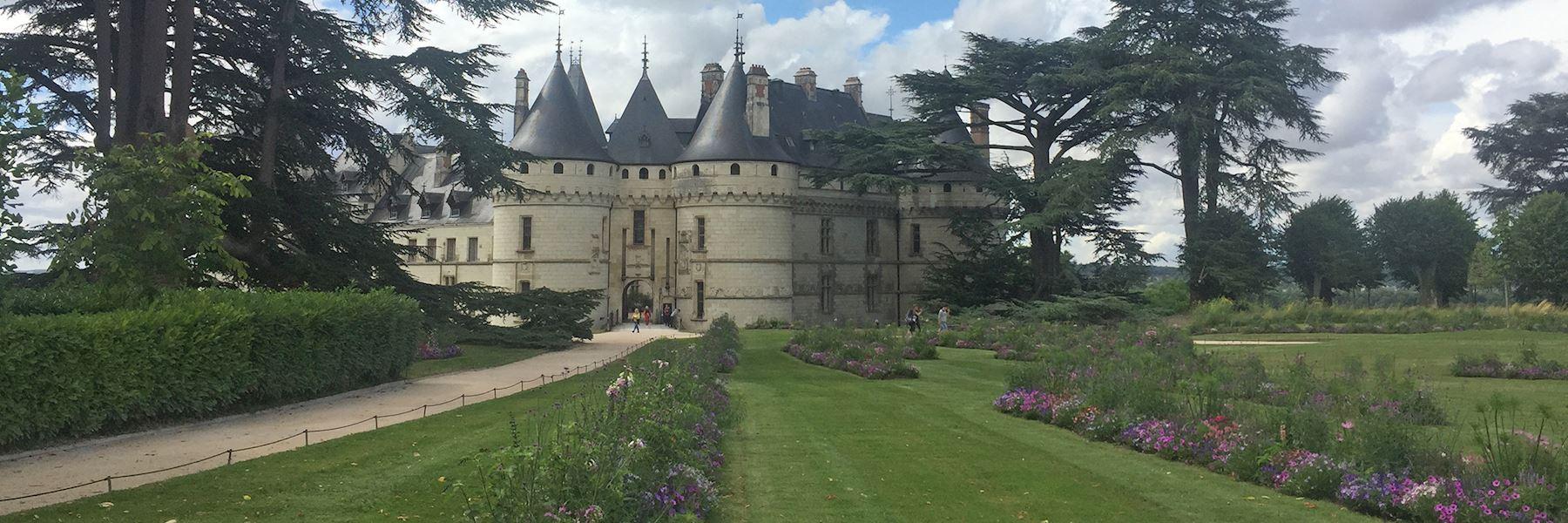 Visit Château de Chaumont-sur-Loire, France