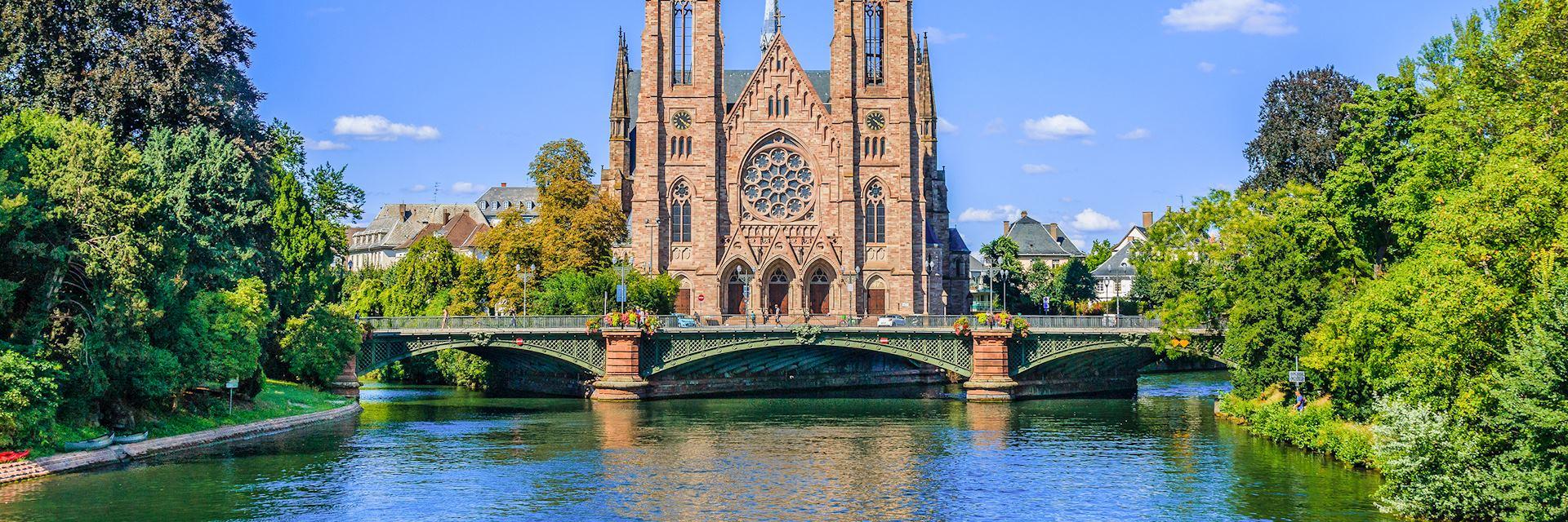 Strasbourg Cathedral, Alsace