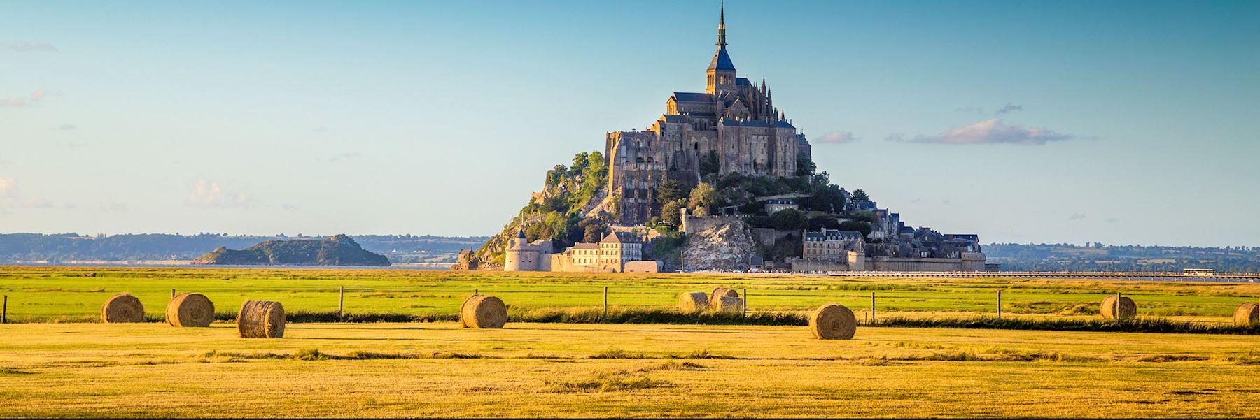 Tailor made vacations to mont saint michel audley travel for Au jardin st michel pontorson france