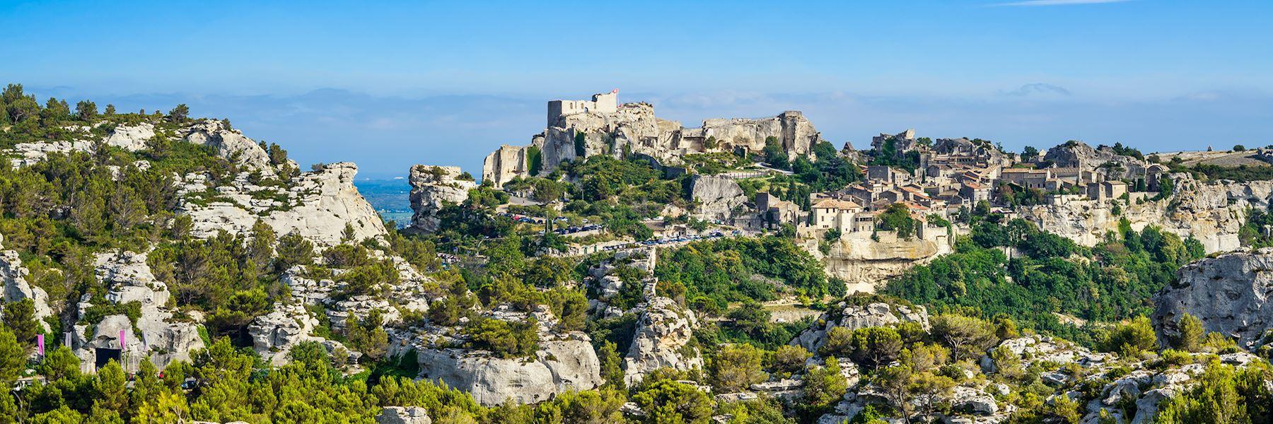 Visit Les-Baux-de-Provence, France