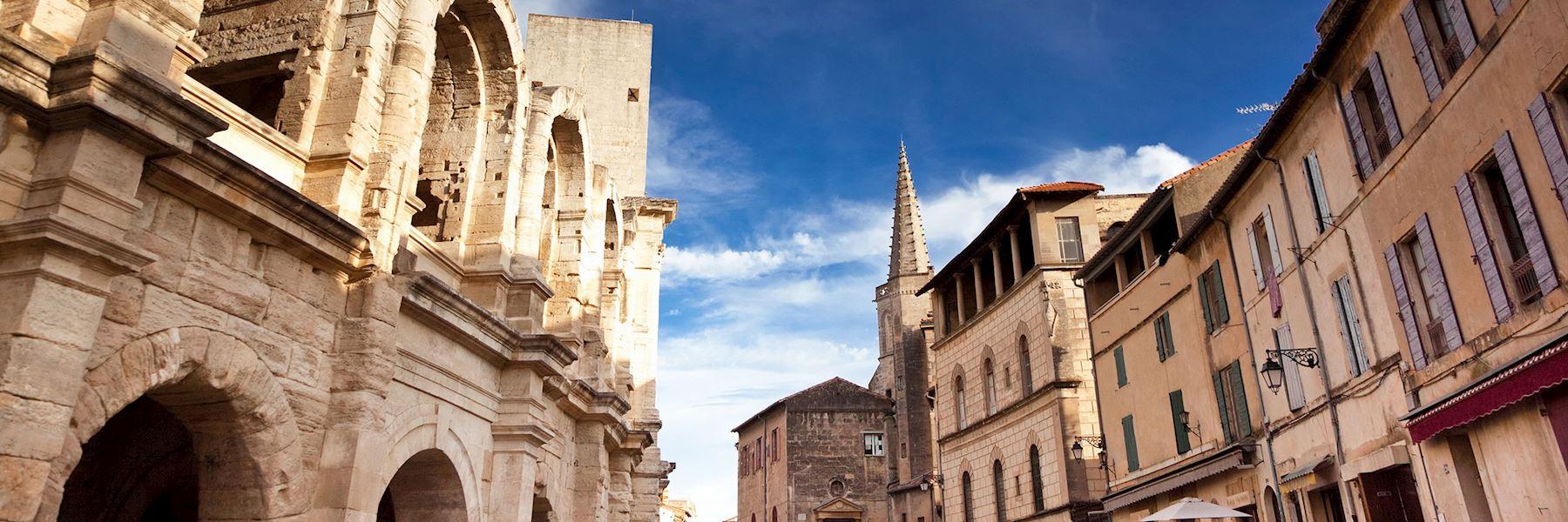 Visit Arles, France