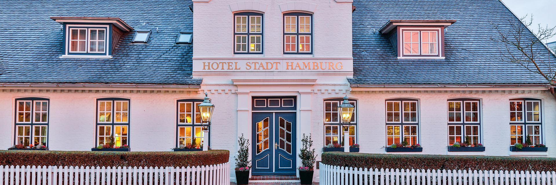 Hotel Stadt Hamburg, sylt