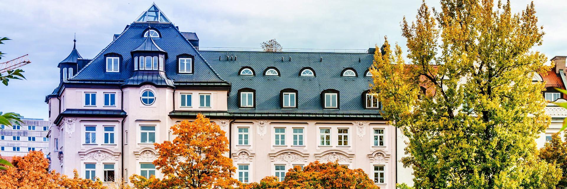 Residential building Munich