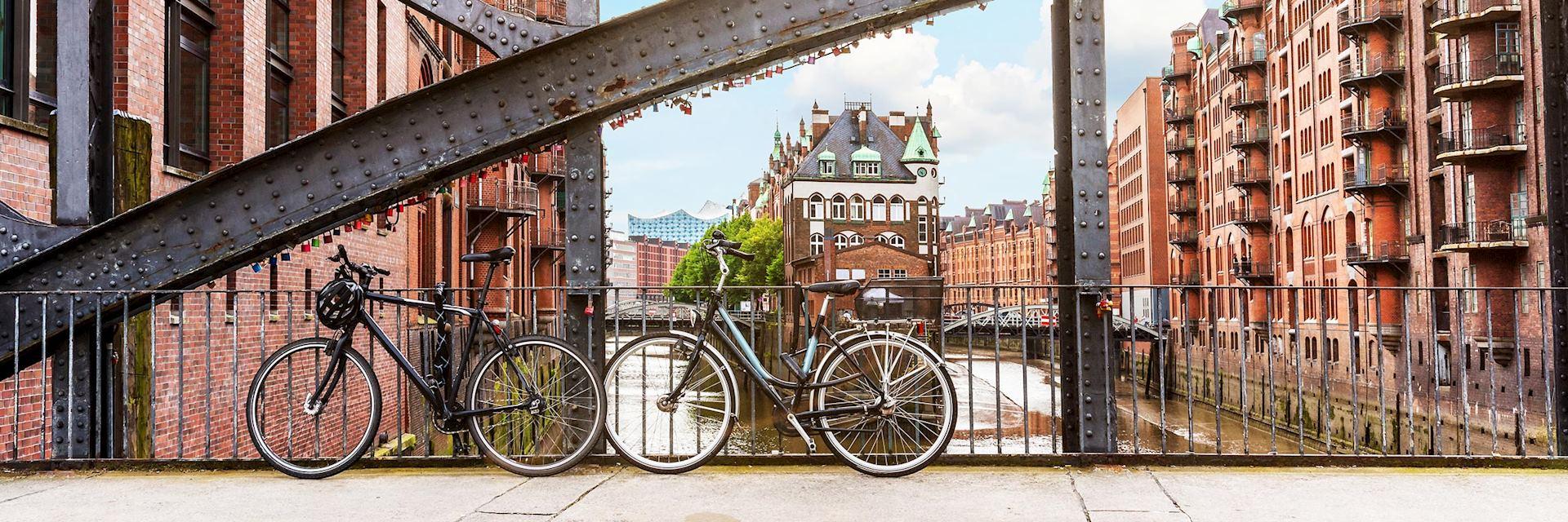 Bikes, Hamburg
