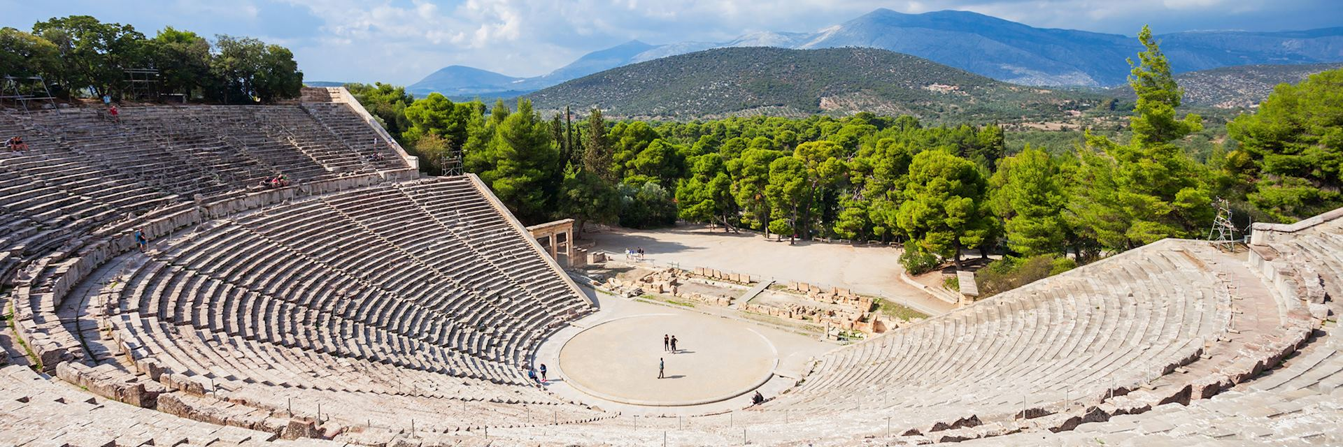 Epidavros Ancient Theatre, Greece