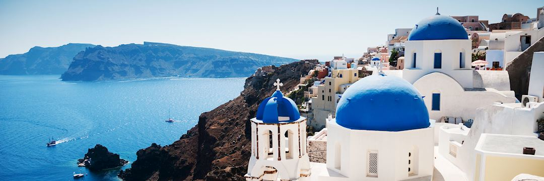 Santorini to Nafplio | Travel guide | Audley Travel