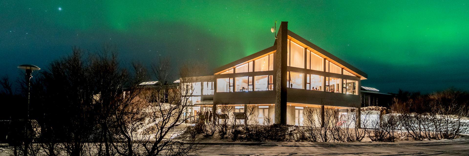 Hotel Husafell, Iceland