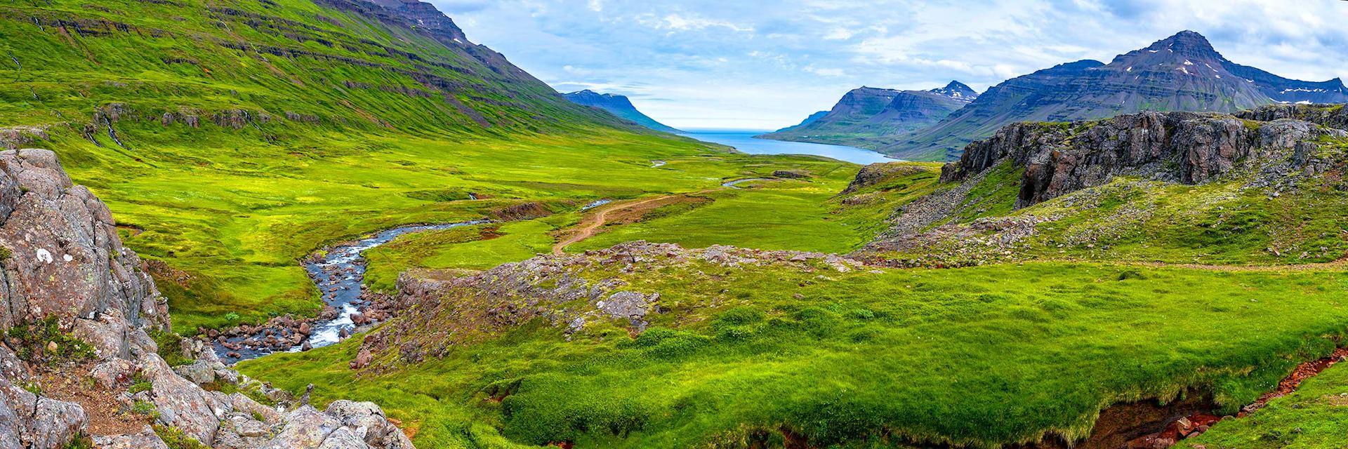 Eastfjords, Iceland
