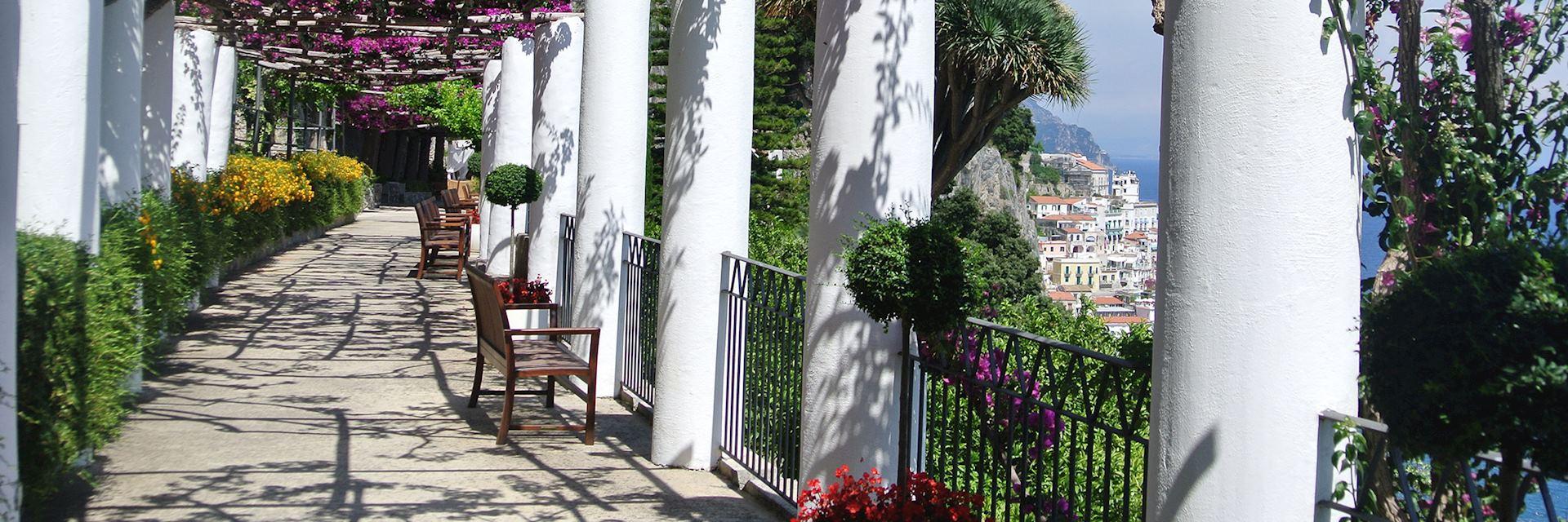 Convento dii Amalfi, Amalfi Coast