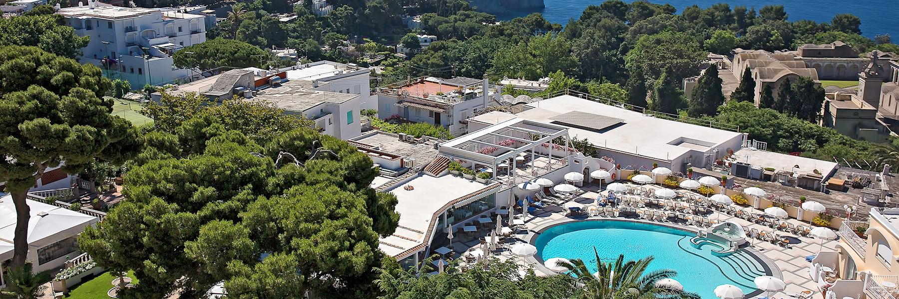 Grand Hotel Quisisana Hotels In Capri Audley Travel