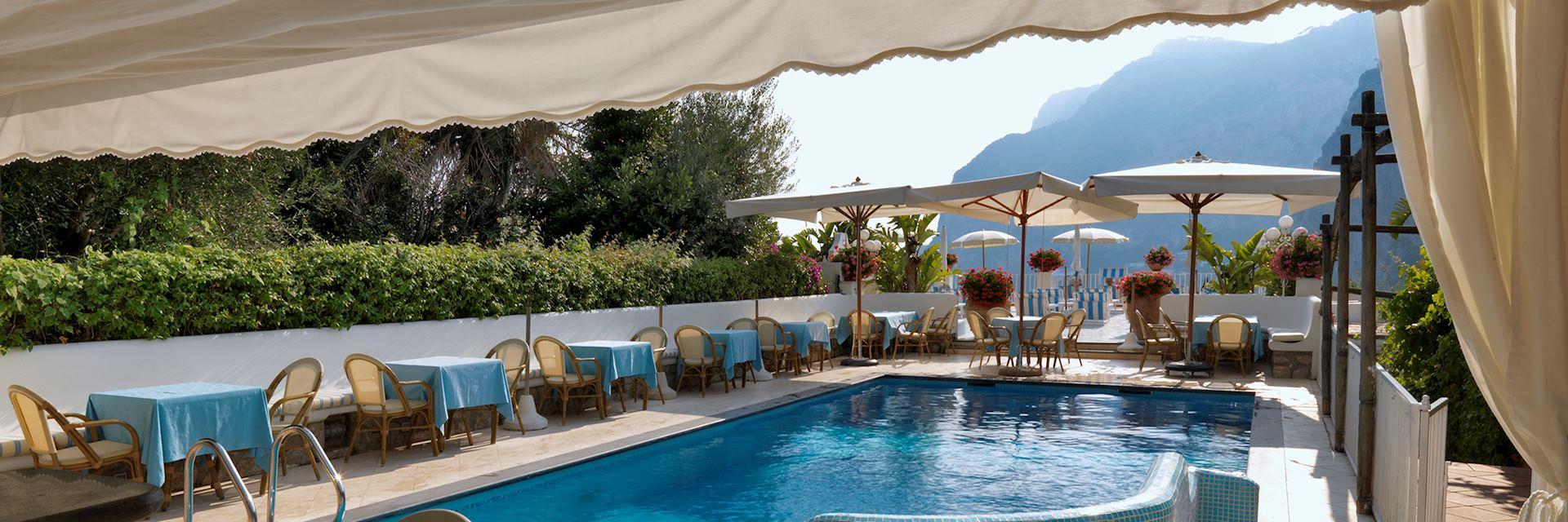 Villa Brunella, Capri
