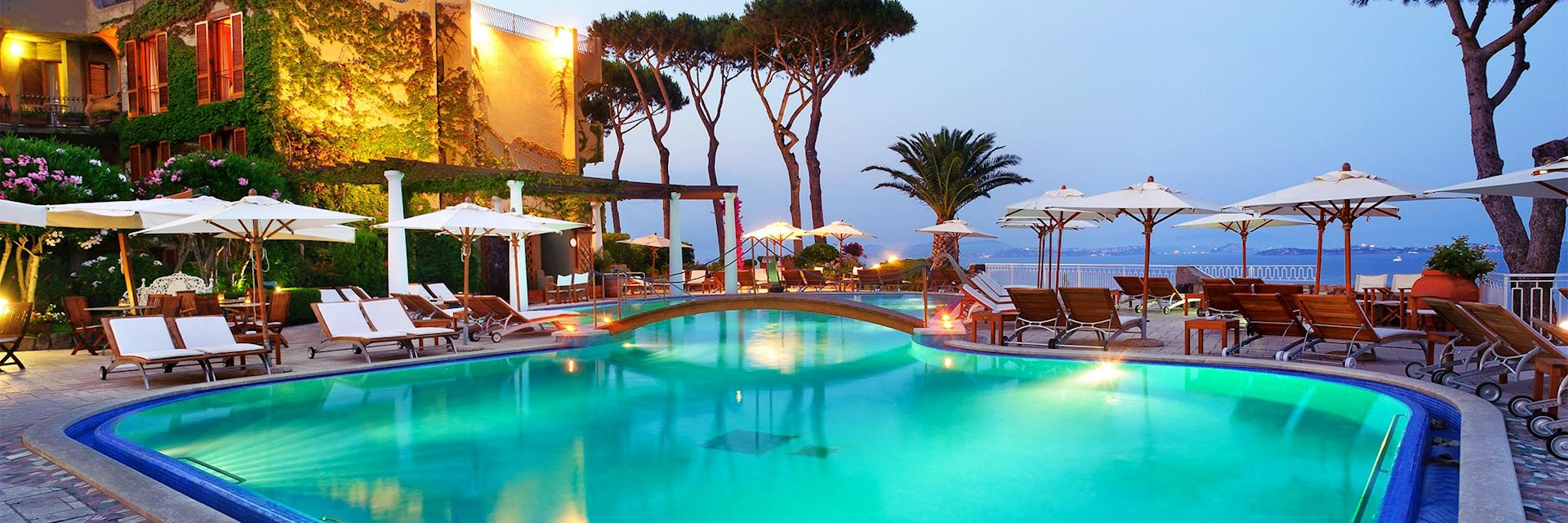 San Montano Resort & Spa, Ischia