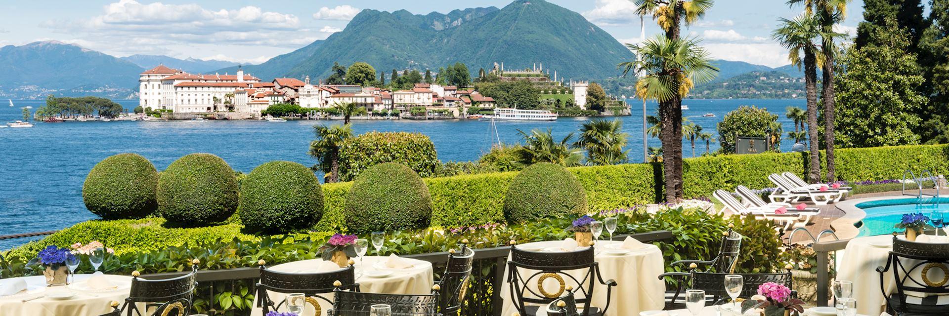 Villa & Palazzo Aminta, Lake Maggiore