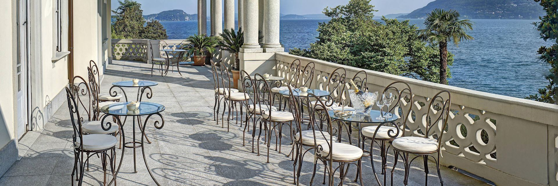 Grand Hotel Majestic, Lake Maggiore