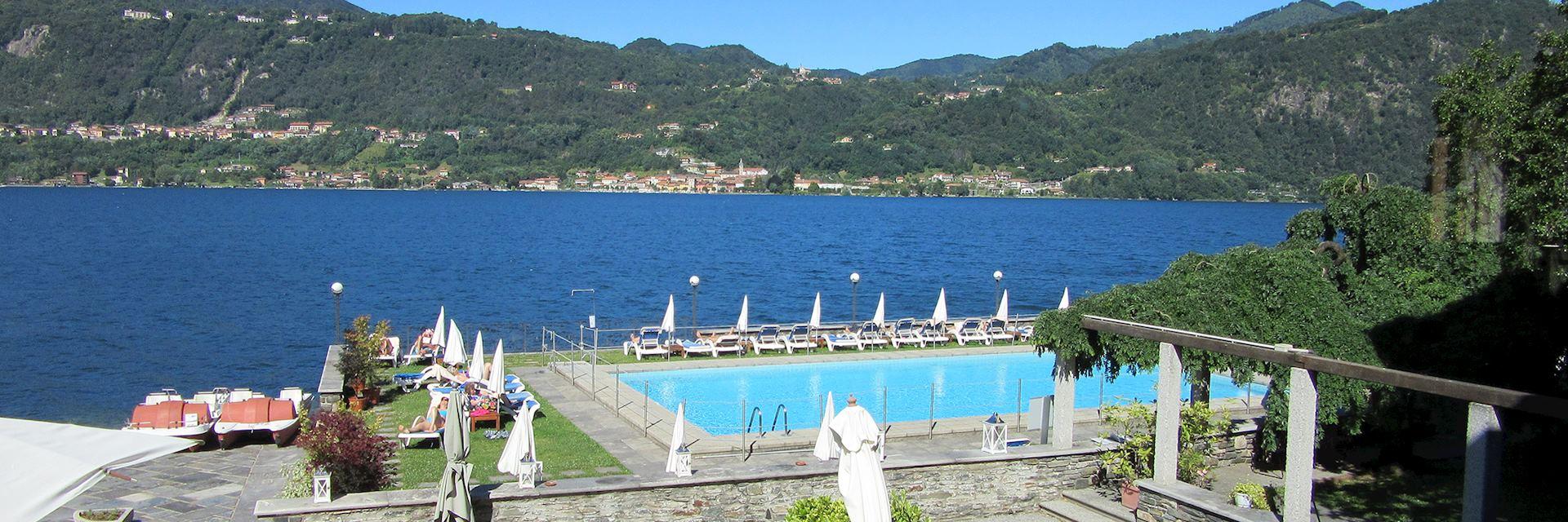 Hotel San Rocco, Lake Orta