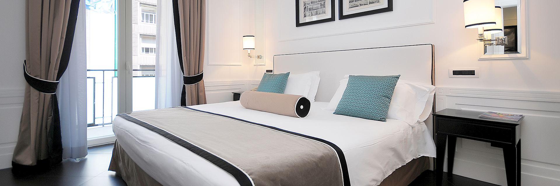Executive Suite, Grand Hotel Oriente, Naples