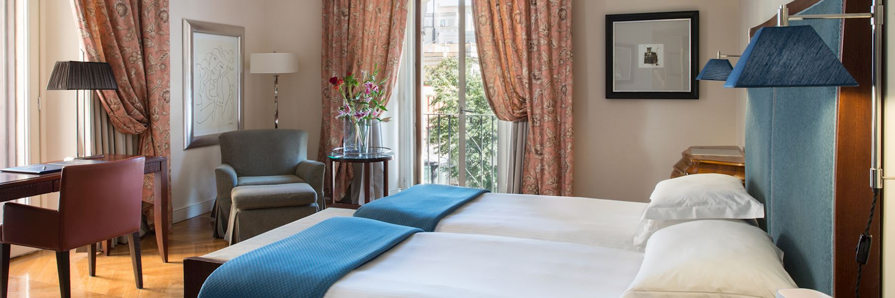 Rose Garden Palace Hotels In Rome Audley Travel