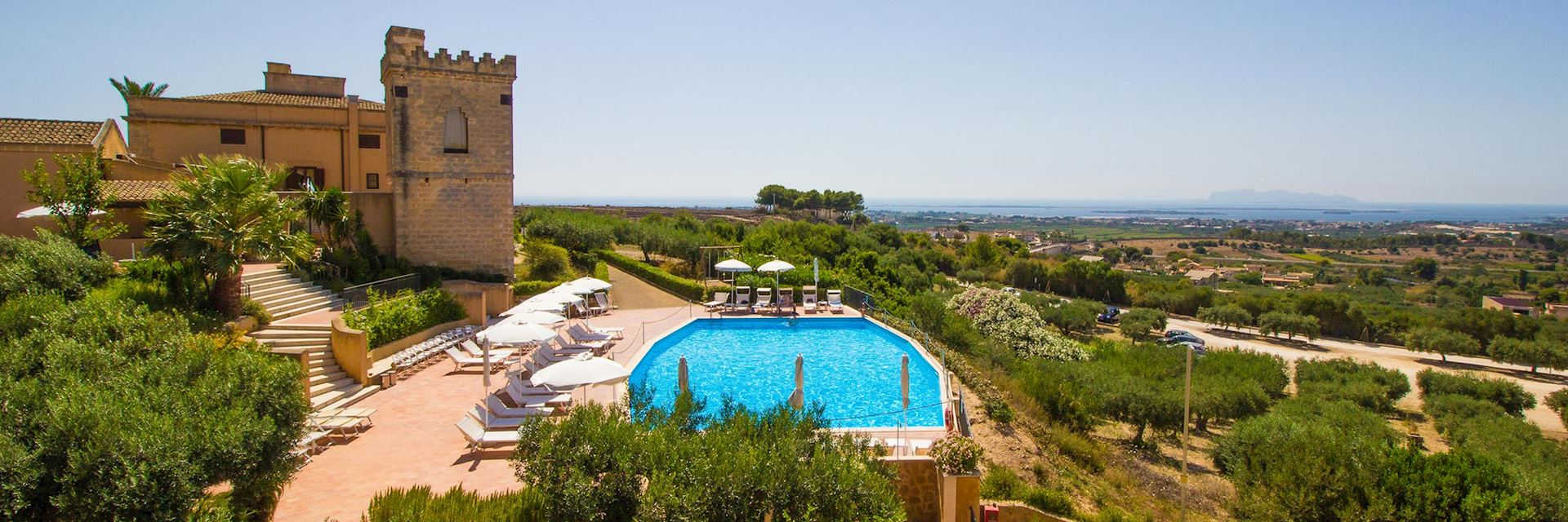 Baglio Oneto Resort, Sicily