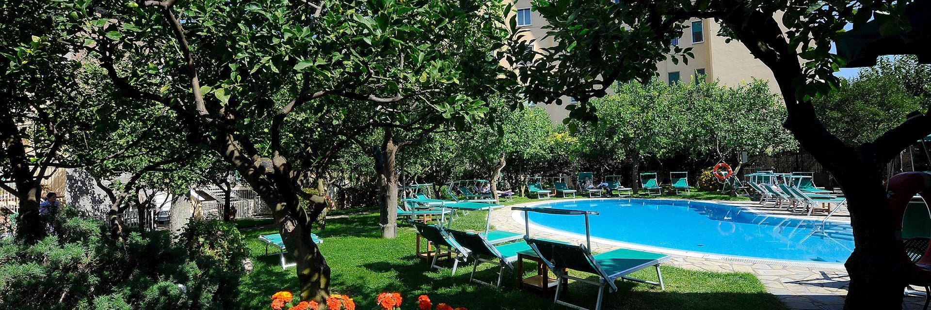 Hotel Antiche Mura, Sorrento