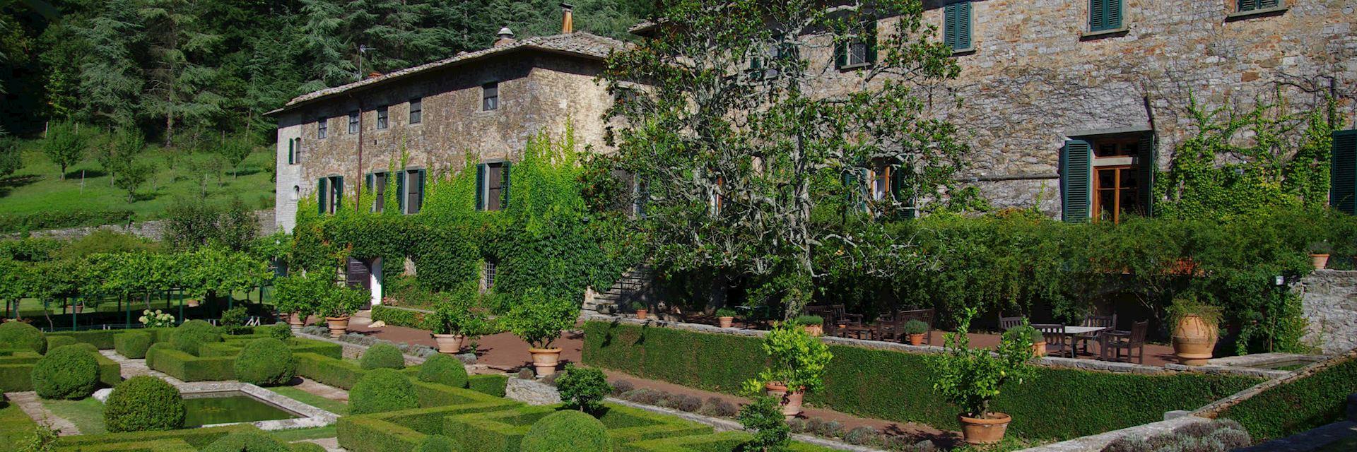 Badia di Coltibuono, Gaiole in Chianti