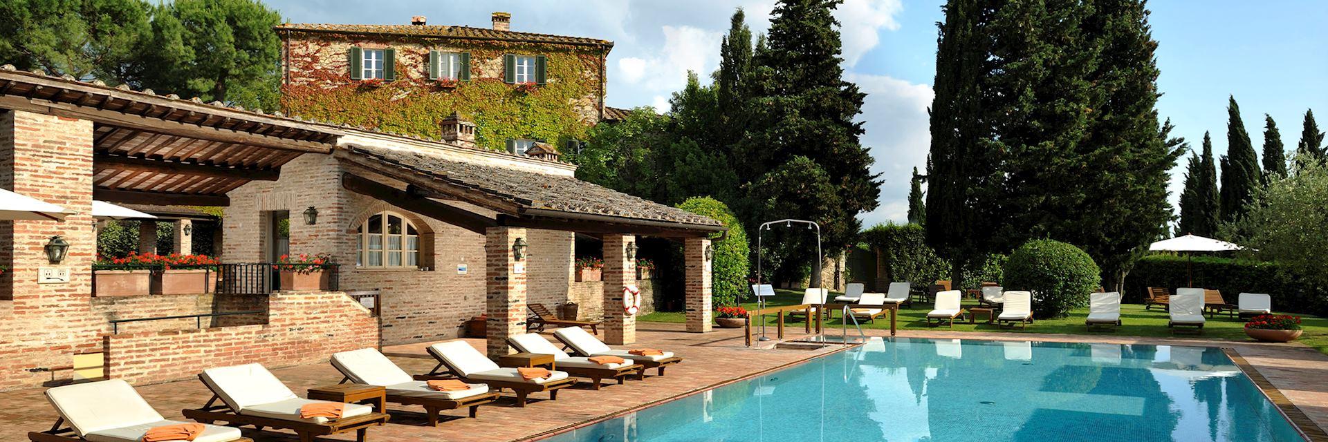 Borgo San Felice, Tuscany