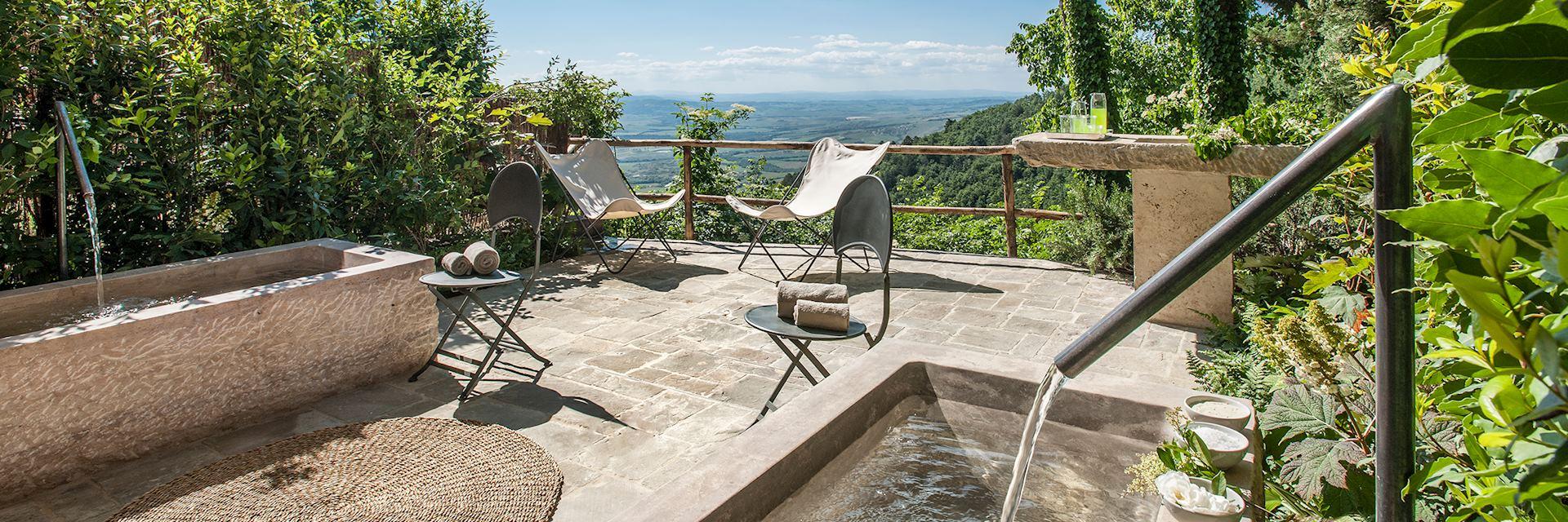 Monteverdi, Tuscany