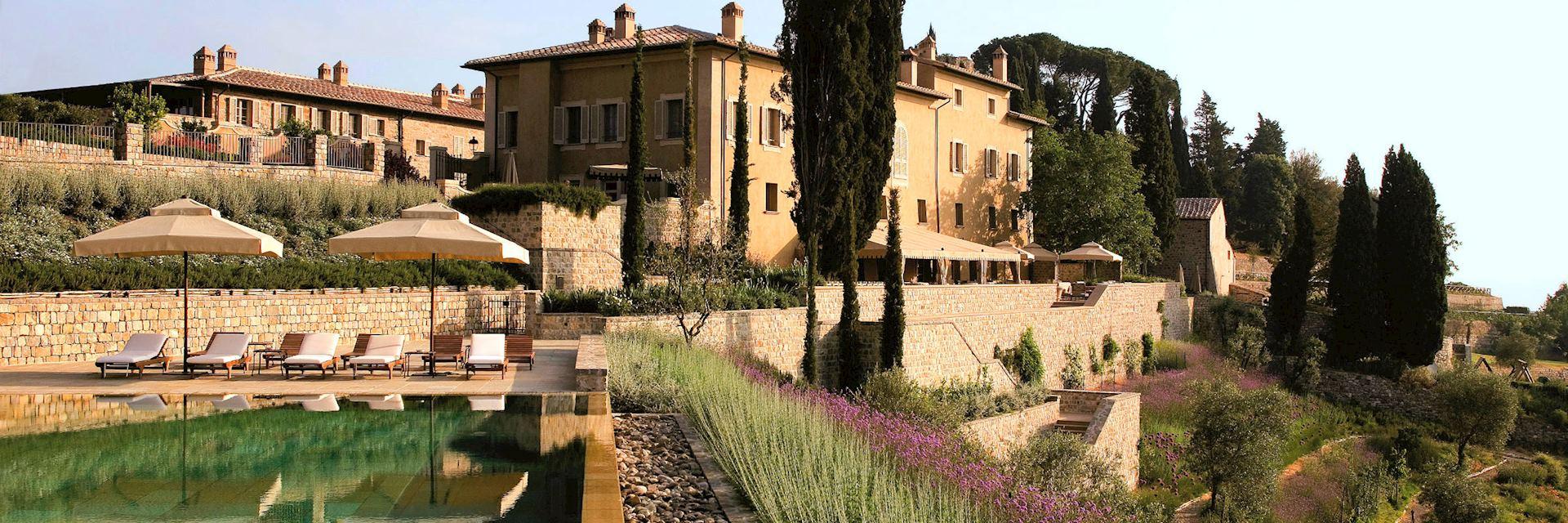 Rosewood Castiglion del Bosco, Montalcino