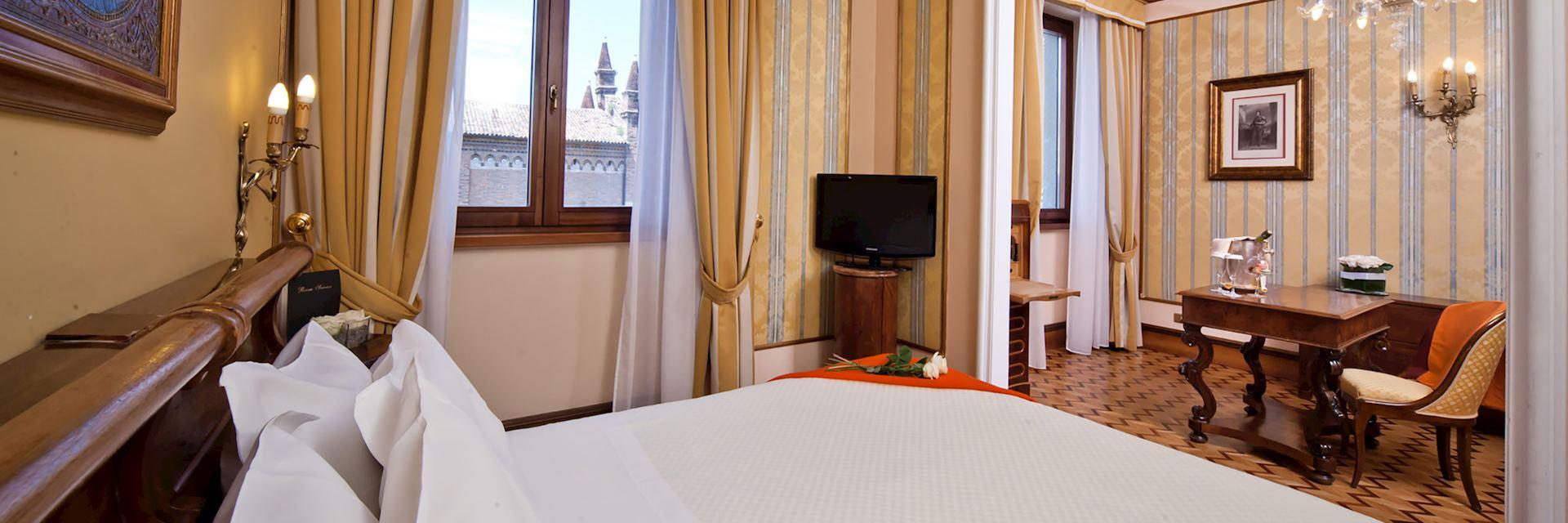 Due Torri Hotel, Verona